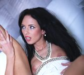 Skinny Dynamo Gina Devine Loves To Ride Big Dicks - Private 12