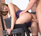 School Girl Aon Flux is an Anal Loving Teenager - Private 6