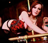 Deep Throat Dancer Samantha Bentley Gives the VIP Treatment 4
