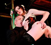 Deep Throat Dancer Samantha Bentley Gives the VIP Treatment 11