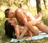 Samantha Joons Gets Fucked Hard in the Great Outdoors 11