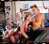 Renata & Claudia Find a Man to Work on Them 4