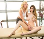 Tiffany Watson, Stella Cox - Clit Inspection 7