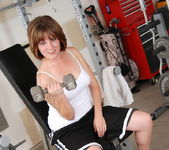 Misty - Gym Day - SpunkyAngels 2