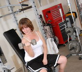 Misty - Gym Day - SpunkyAngels 3