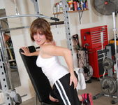 Misty - Gym Day - SpunkyAngels 6