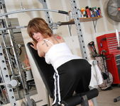 Misty - Gym Day - SpunkyAngels 7