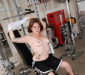 Misty - Gym Day - SpunkyAngels 11