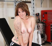 Misty - Gym Day - SpunkyAngels 14
