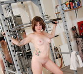 Misty - Gym Day - SpunkyAngels 17