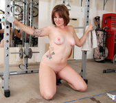 Misty - Gym Day - SpunkyAngels 19