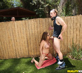 Ariella Ferrera - Backyard Banging - MILF Hunter 8