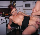 Suzan Wienold, Pretty Redheaded Teen in Private Anal Casting 12