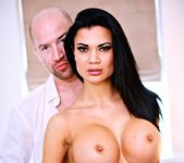 Jasmine Jae Gets Her Big Tits Covered in Hot Sticky Cum 3