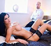 Jasmine Jae Gets Her Big Tits Covered in Hot Sticky Cum 4