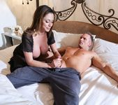 Ariella Ferrera - Mom And Dad Settle Their Daughters Dispute 2