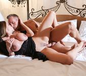 Ariella Ferrera - Mom And Dad Settle Their Daughters Dispute 10