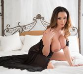 Ariella Ferrera - Mom And Dad Settle Their Daughters Dispute 28