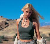 Claudia Jackson Crosses Through the Desert 2