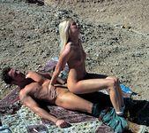 Claudia Jackson Crosses Through the Desert 7