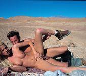 Claudia Jackson Crosses Through the Desert 8