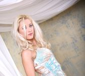 Blonde Bombshell Uma Zex Rides Her Man Hard and Fast 4