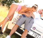 Cute Teen Bella Baby Proves She's No Amateur 6