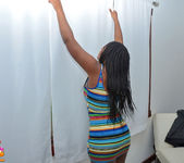 Janelle Taylor - Hot Janelle - Black GFs 2
