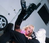 Blondie Kathy Anderson Enjoys a DP Session 9