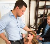 Teen Cutie Sofi Goldfinger Gets Gangbanged - Private 6