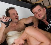 Joyce Has a Casting and a Threesome Fuck Session 7