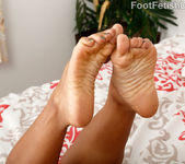 Nami Dahlia Gets Her Perfect Feet Fucked 11
