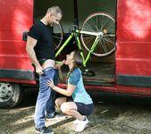 Amirah Adara, Toby - Biking Pickup Services - 21Sextury 2