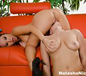 Watch Natasha Nice do her first anal with the help of Asa 5