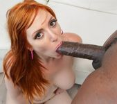Lauren Phillips - Busty Redhead's Rack Sperm-Slopped 15