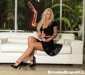 Sexy Brooke masturbates - Brooke Banner 2