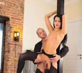 Teen Anita Fucks Her Boyfriend in Kinky Lingerie - Private 6