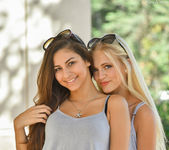 Alex, Nina - Public Duo - FTV Girls 4
