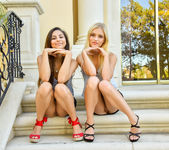 Alex, Nina - Public Duo - FTV Girls 15