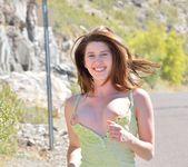 Amber - Running Topless - FTV Girls 2