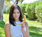 Violet - A Big Phallic Picnic - FTV Girls 11