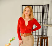 Krissy Lynn - Red Hot And Ready - FTV Milfs 3