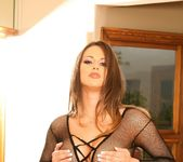 Rachel Roxxx Nude in her fishnet suit 2