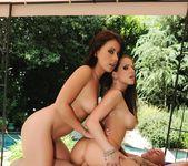Rachel Roxxx in a hot hardcore threesome 9