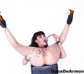 Dana DeArmond shows off her sweet wet pussy 4