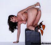 Dana DeArmond shows off her sweet wet pussy 7
