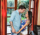 Holly Hendrix - Sneaky slutty Anal 5