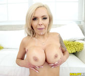 Nina Elle - Seductive Nina - MILF Hunter 12