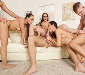 Kari, Mea Melone, Wendy Moon - Swingers Orgies #12 8