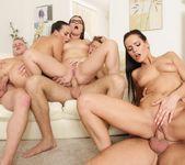 Kari, Mea Melone, Wendy Moon - Swingers Orgies #12 9